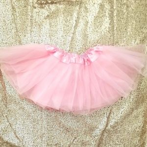 Custom Pink Tutu - 1st Birthday